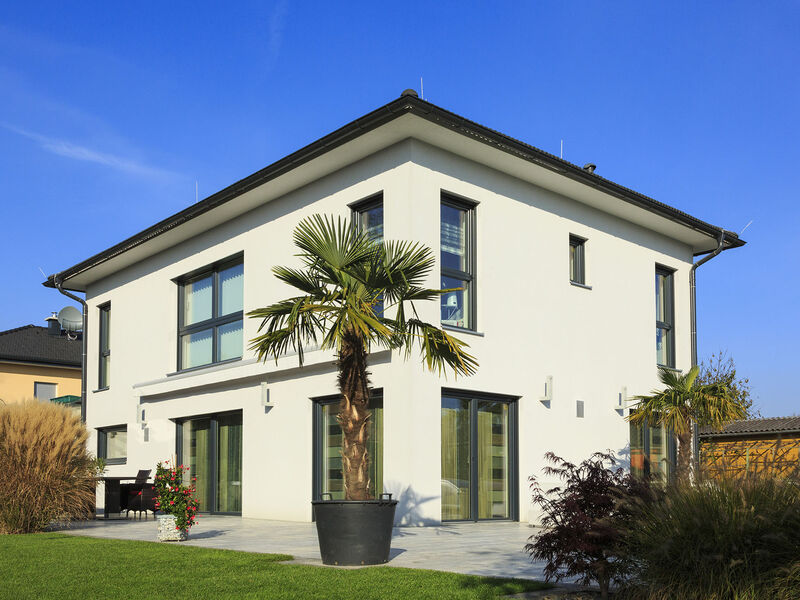 Prefabricated house Familie Haas