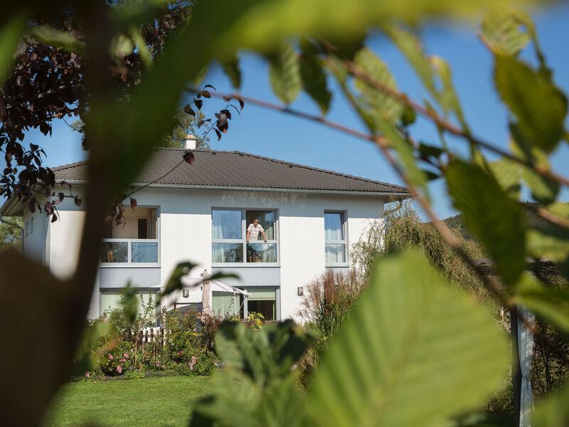 Casa prefabbricata in legno Familie Tischler