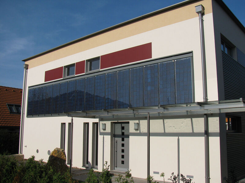 Prefabricated house Familie Holzer