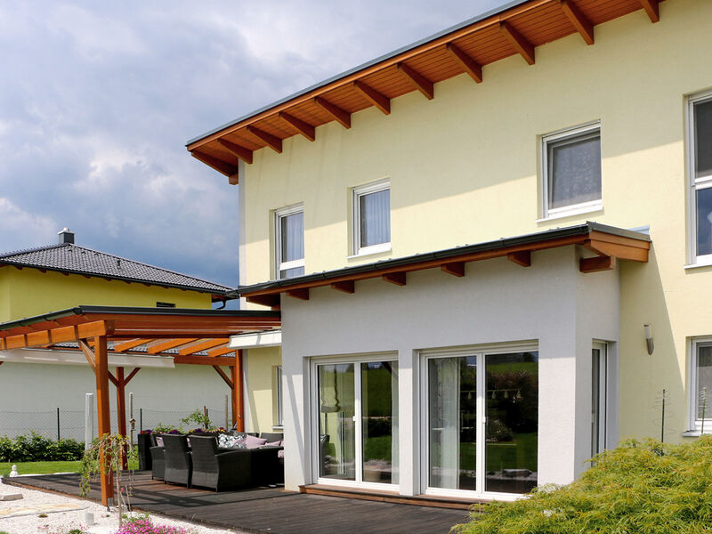 Casa prefabbricata in legno Familie Gruber
