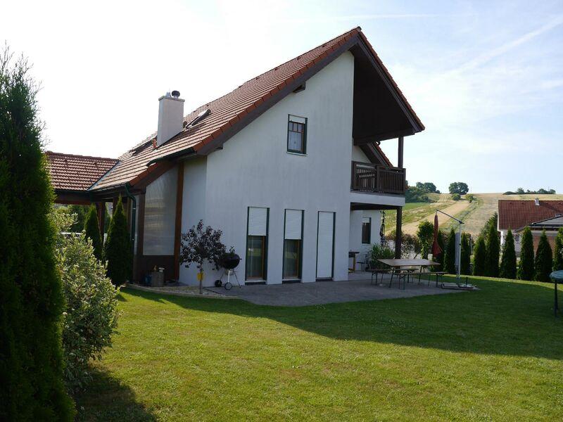 Prefabricated house Familie Wilt