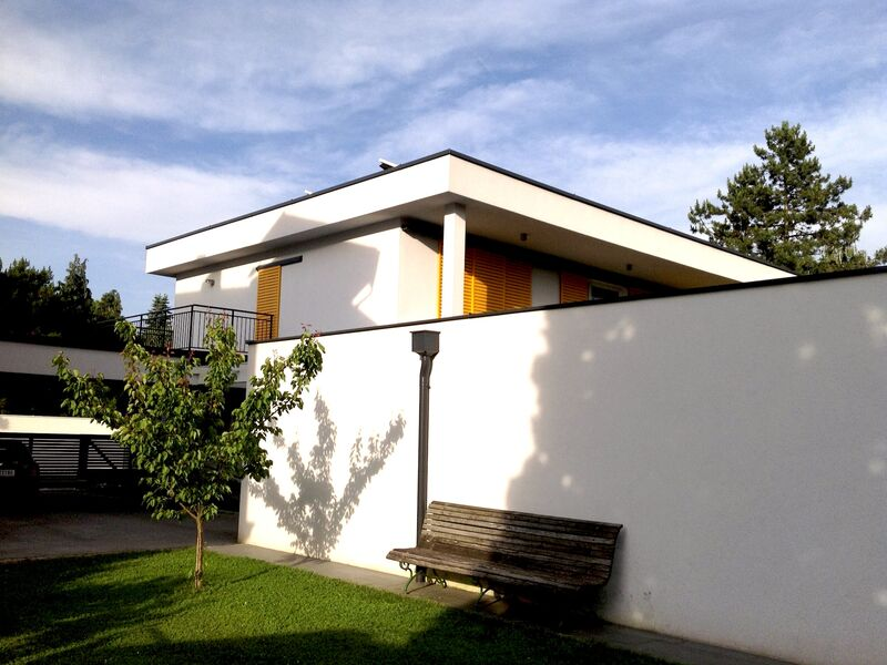 Prefabricated house Familie Wadauer