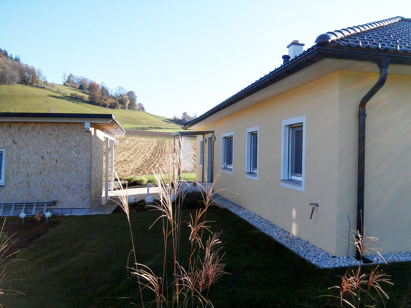 Prefabricated house Familie Vaschauner