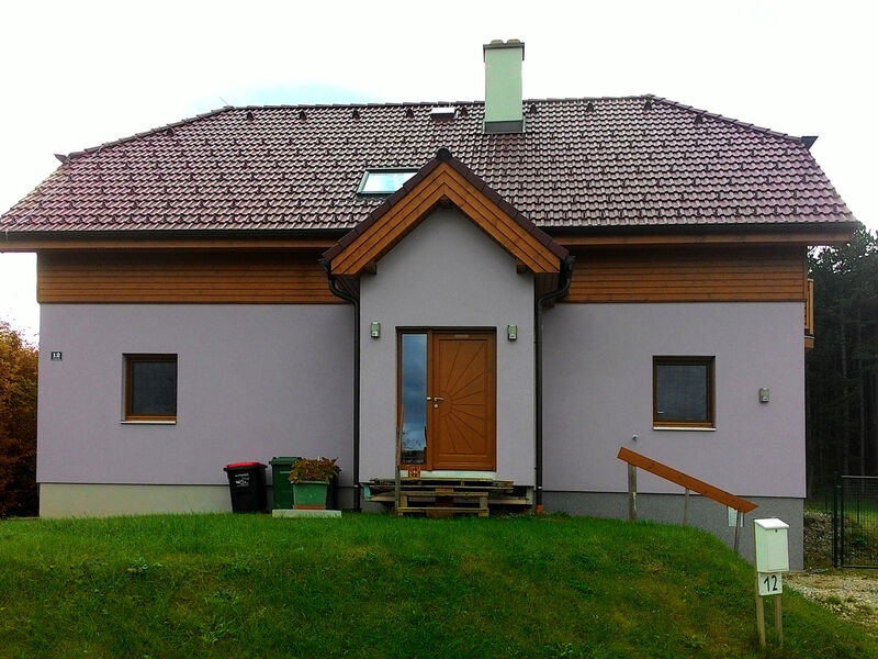 Prefabricated house Familie Simon