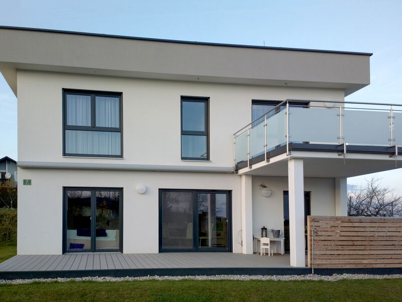 Prefabricated house Familie Bliem