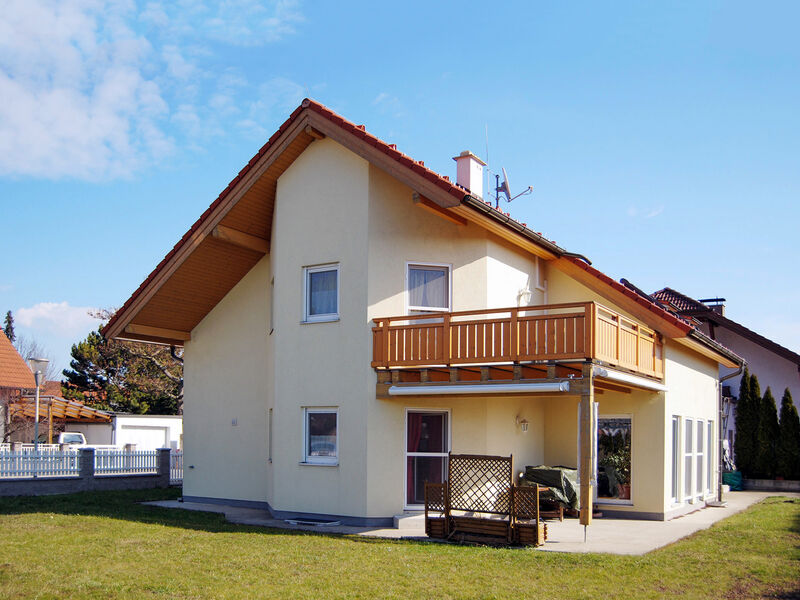 Prefabricated house Familie Pokorny
