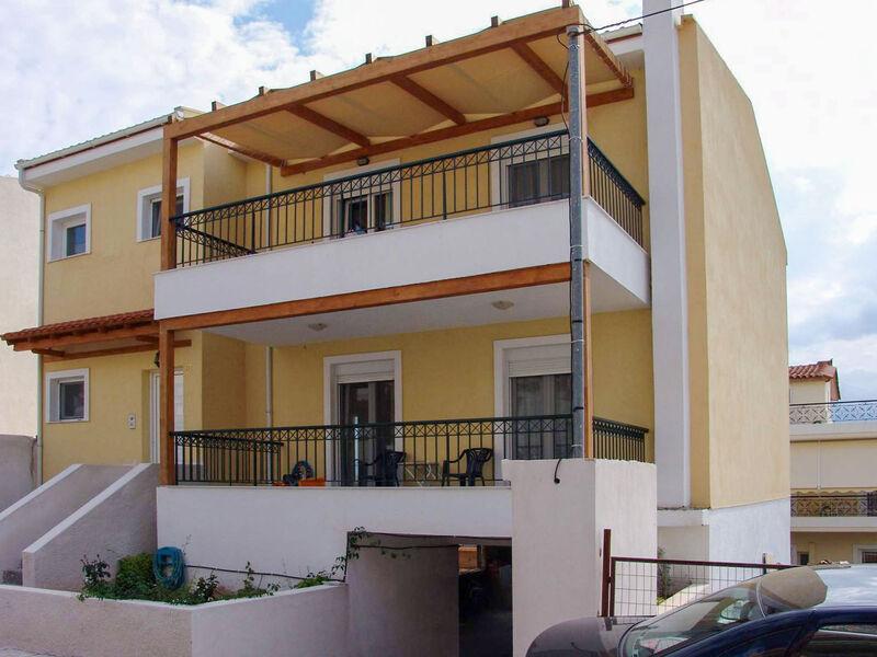 Casa prefabbricata in legno Familie Papadakis