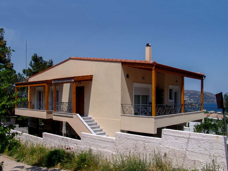 Prefabricated house Familie Papageorgiou