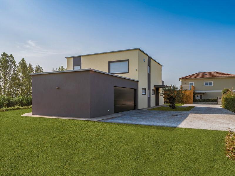 Prefabricated house famiglia Brescia