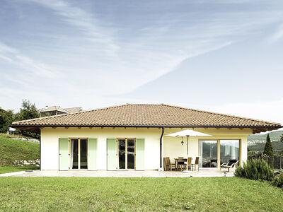 Casa prefabbricata in legno famiglia Grandi