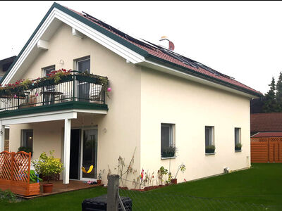 Prefabricated house Familie von Gabler-Sahm