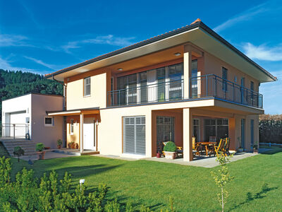 Prefabricated house Familie Sanft (New Design IV)