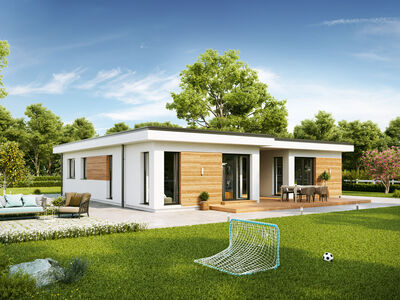 Prefabricated house Bungalow AT129