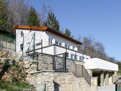 Casa prefabbricata in legno famiglia Arnaboldi