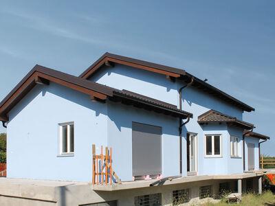 Casa prefabbricata in legno Famiglia Monti