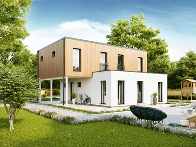 Prefabricated house New Design BellaVista
