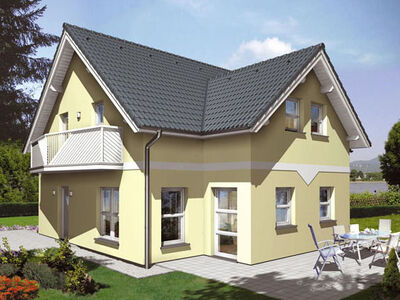 Prefabricated house Familie Pichler