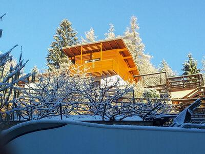 Casa prefabbricata in legno famiglia Bisesti