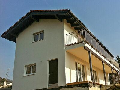 Casa prefabbricata in legno famiglia Conti
