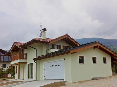 Casa prefabbricata in legno famiglia Fellin