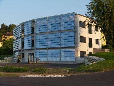 Prefabricated house Dental-Zentrum