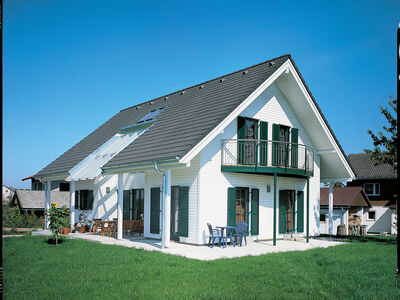 Prefabricated house Familie Konnerth