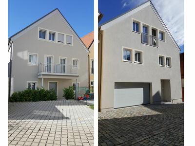 Prefabricated house Apartmenthaus Maiwald