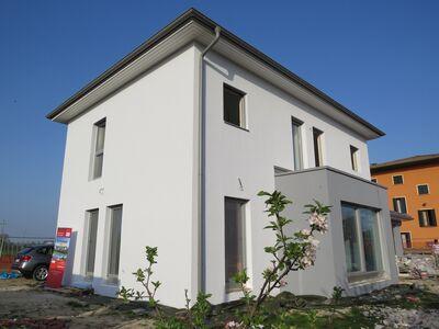 Casa prefabbricata in legno famiglia Morosinotto