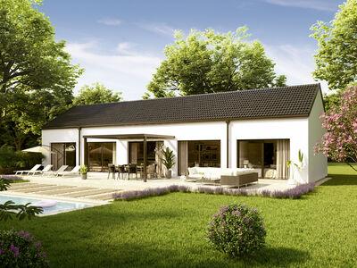 Maison préfabriquée Bungalow Pannonia