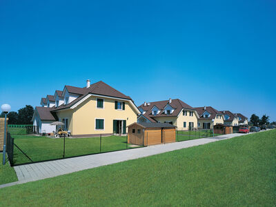 Prefabricated house Passiv-Wohnhausanlage Sonnenheide