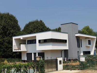 Casa prefabbricata in legno famiglia Ronchi L.G.