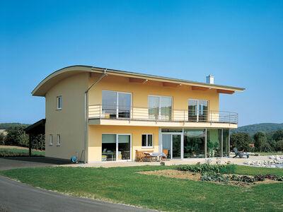 Casa prefabbricata in legno Familie Schneiderbauer