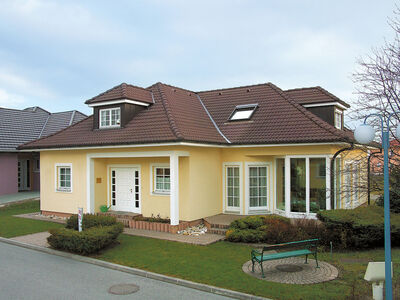Prefabricated house Familie Kivancic