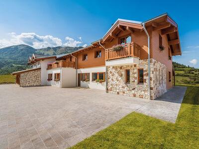 Casa prefabbricata in legno Mehrfamilienhaus Schelfi