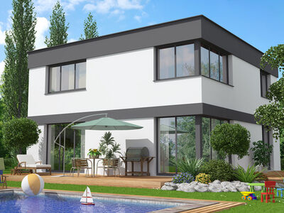 Prefabricated house Familie Thurn (Vision)