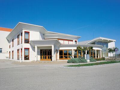 Prefabricated house Bürogebäude