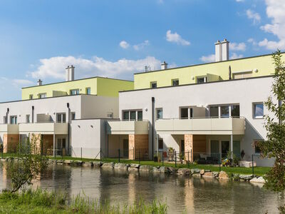 Prefabricated house Wohnhausanlage Eggendorf