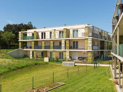 Prefabricated house Passiv-Wohnhausanlage Auersthal