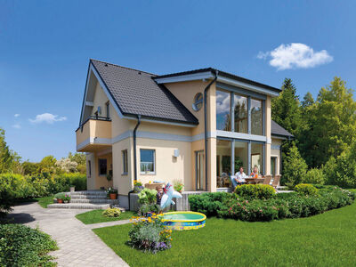 Prefabricated house Familie Rainer (Family IV)