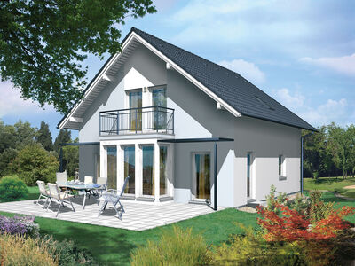 Prefabricated house Familie Suppan (Family VIII)
