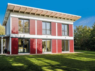 Casa prefabbricata in legno famiglia Corda