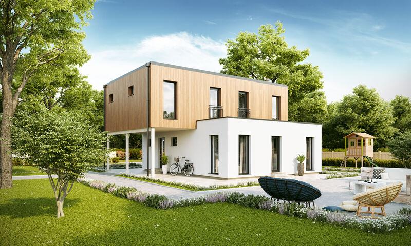 Prefabricated house New Design BellaVista
