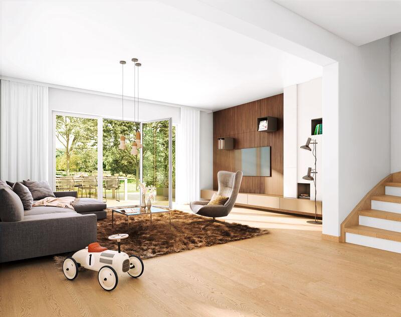 VARIO-HAUS Fertighaus Duplex D110