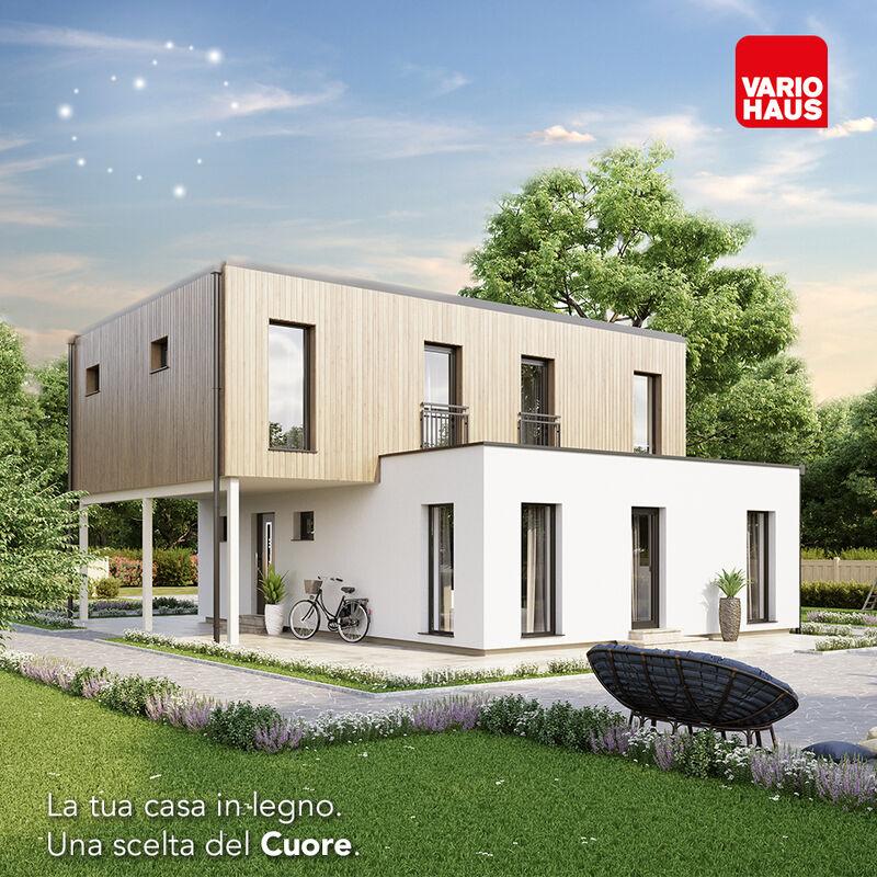 Valore vendita delle case in legno