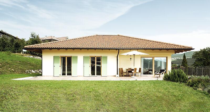 Bungalow gebaut von VARIO-HAUS in Italien
