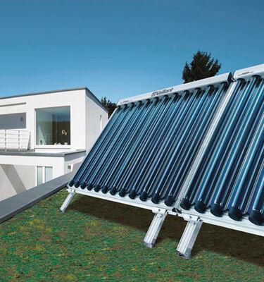Vaillant auroTHERM Solaranlage, (c) Vaillant