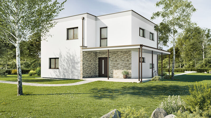 Fertighaus VARIO-HAUS New Design Esprit Large